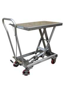 lsl stainless table