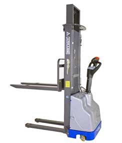 Master Light Electric Stacker