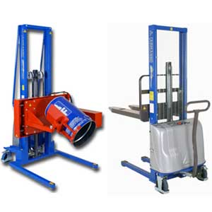 Semi Electric Stackers