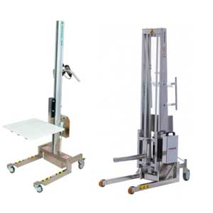 Stainless Steel Lifter & IP rated Lifters
