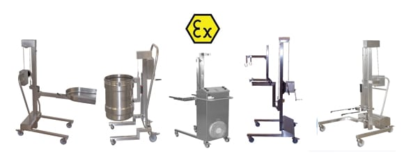 Lift Safe Provides Clean Room Lifters To Aid The Pharmaceutical Industry