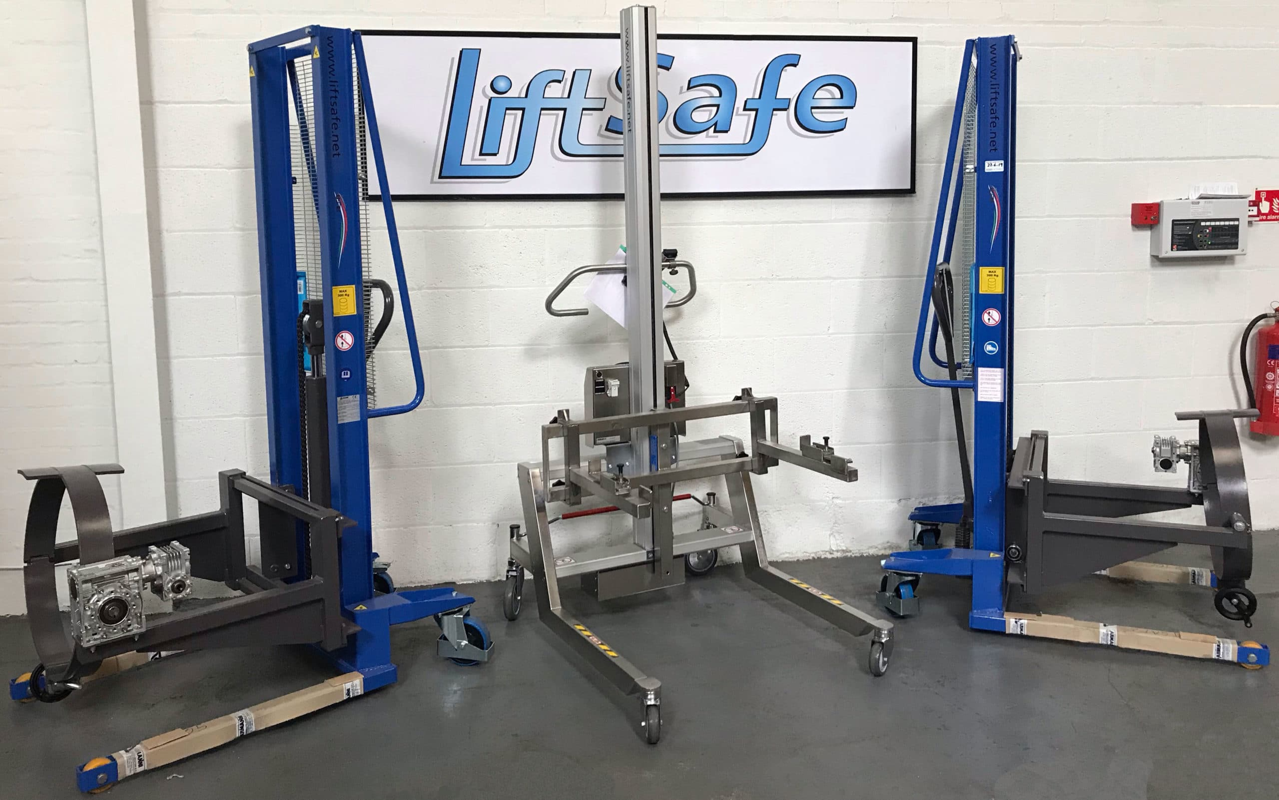 Lift Safe Supplies A World Leading Fragrance Manufacturer With Custom Lifting Equipment