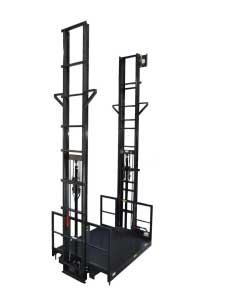 double goods lift